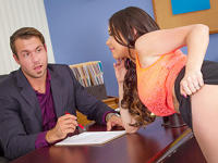 Getting in Trouble Naughty Office