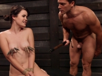 Tied Pounded Hard The Training of O
