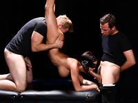 The Blindfold Massage Pornstars Like It Big
