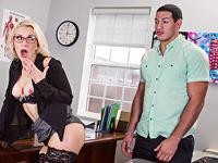 Between Class My First Sex Teacher