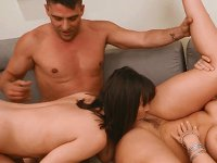 Hot Threesome Alison Tyler