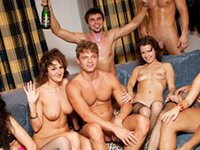 Birthday Anal College Fuck Parties