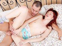 Perfect Hottie Her Sex Debut