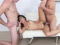 Sophia First Threesome Trailer My Very First Time