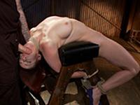 Hot and Tied Dungeon Sex