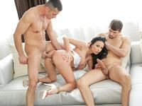 Anissa Takes It All In Twenty First Sextury