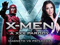 XXX Men Psylocke vs Magneto Pornstars Like It Big
