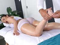 Kneading a Teen Dirty Masseur