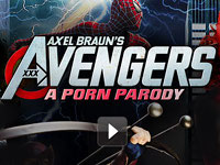 The Avengers XXX Vivid