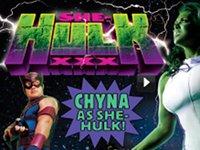 She Hulk XXX Vivid