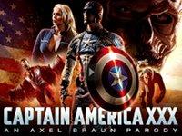 Captain America XXX Vivid