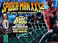 Spiderman XXX 2 Vivid