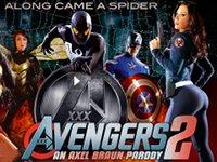 Avengers XXX 2 Vivid