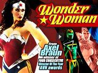 Wonder Woman XXX Vivid