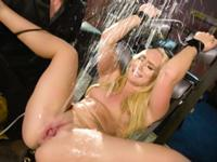 Dominated Soaked Evil Angel