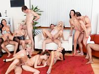 Gang Bang Encounters 2 Mile High Media