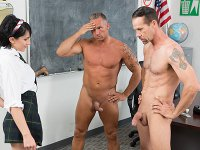 Dirty Teachers Exposed Innocent High
