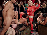 Kinky Costume Ball The Upper Floor