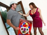 Ava Devine and Jordan Ash at Seduced by a Cougar
