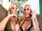 Lexi Lamour Diamond Foxxx and Mikey at All Reality XXX Pass