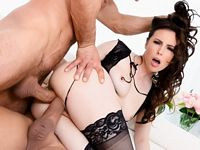 Squirting Casey Evil Angel