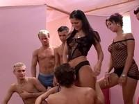 The Art of Bi Orgy Scene 1 Male Digital