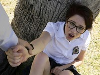 Fucking Off Bad Teens Punished