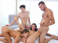 Orgy Party Passion HD