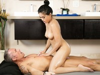 Back in the Saddle Nuru Massage