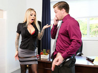 Her Contractor Naughty Office