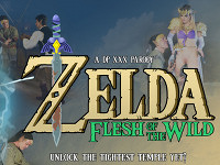 Zelda Flesh of the Wild Digital Playground